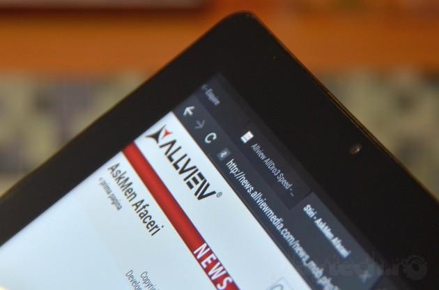 Review Tableta Allview Alldro 3 Speed Duo