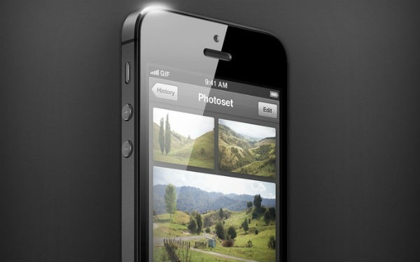 Tumblr anunta o aplicatie foto pentru mobile