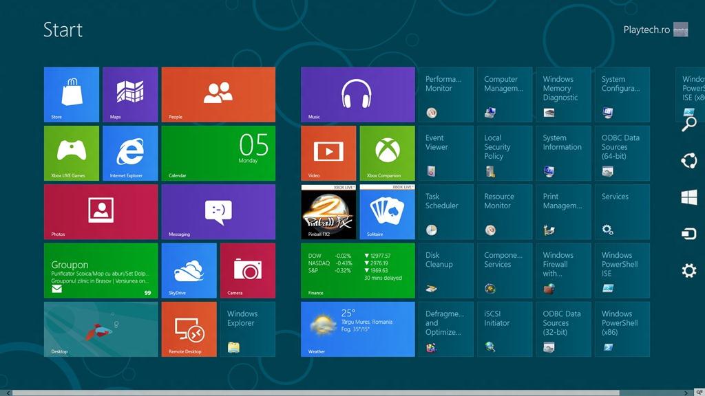 """Windows 8 primeste primul """"pseudo-Service Pack"""" inainte de lansare"""