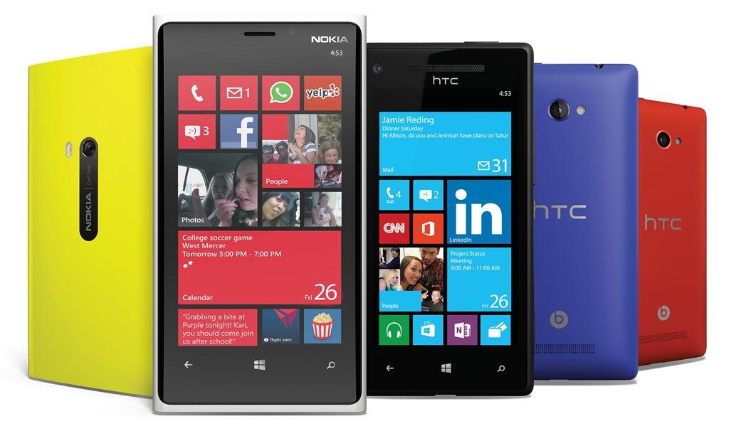Windows Phone 8 vine cu valuri agresive de critica pentru iOS si Android