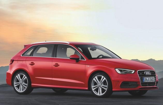 Audi A3 Nuance
