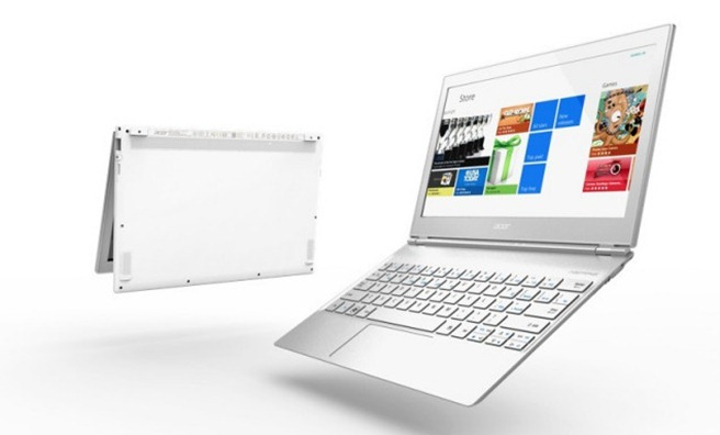 pret acer aspire s7 windows 8