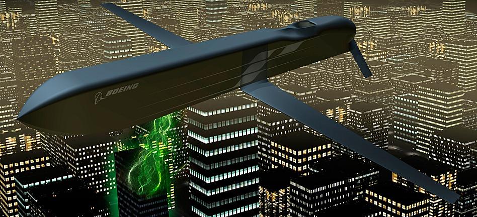 Fortele Aeriene Americane experimenteaza cu bombe cu unde radio