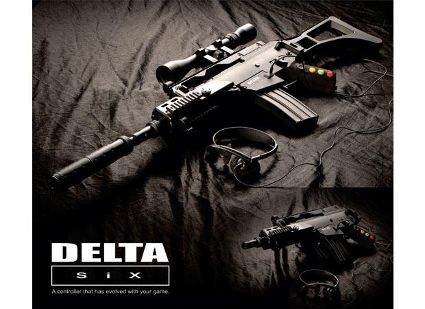 FPS-urile castiga o noua viata prin controllerul Delta Six