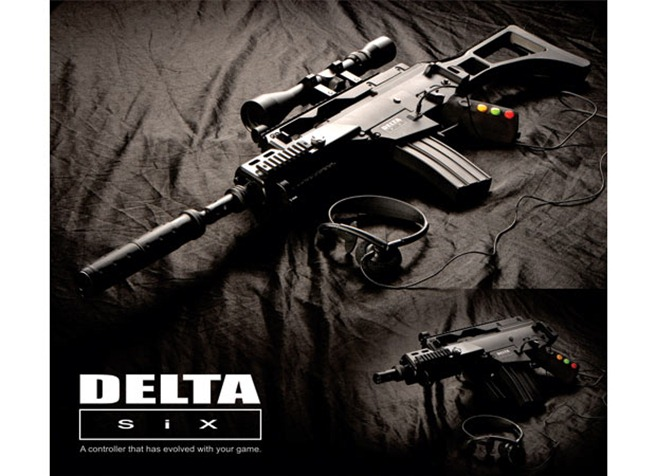 delta-six-controller