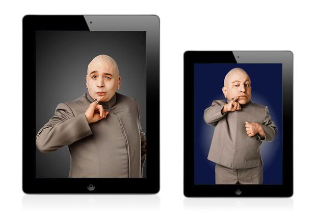 iPad Mini se apropie. Mai e cineva interesat?
