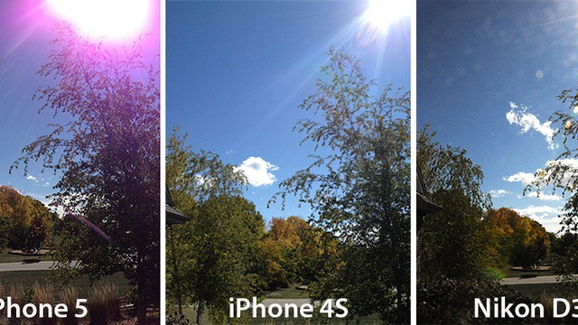 Camera din iPhone 5 nu are nicio problema, spune Apple