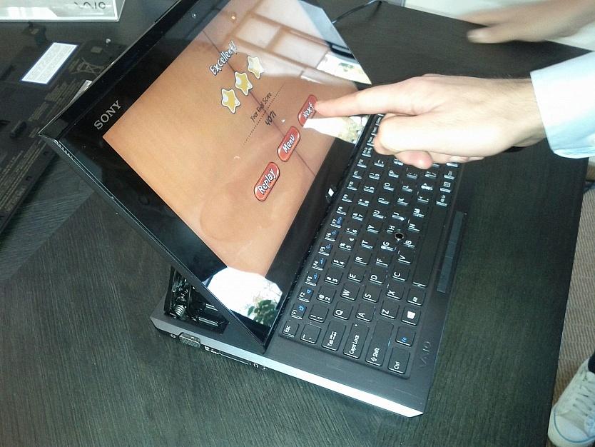 Sony reinnoieste gama de laptop-uri VAIO