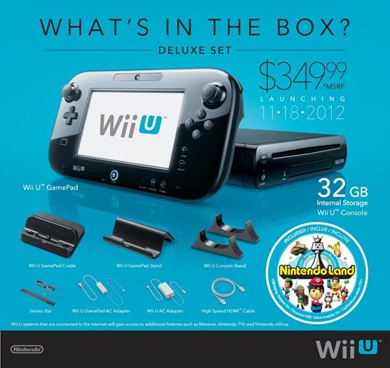 Nintendo face publica prima reclama la noul Wii U