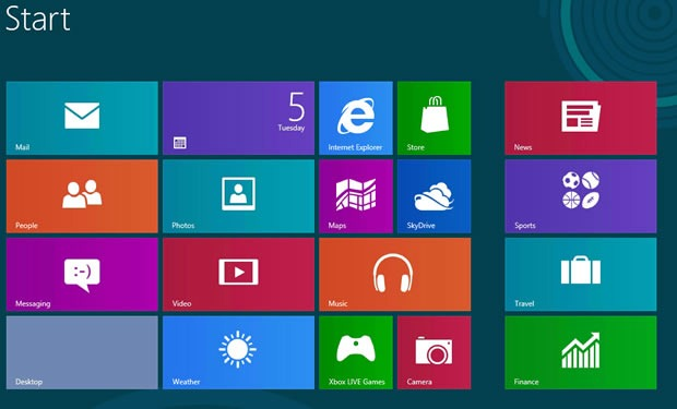 Windows 8 surprins in prima reclama oficiala [+VIDEO]