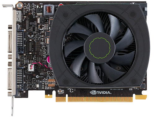 Nvidia lanseaza inca un cip grafic – GTX 650 Ti