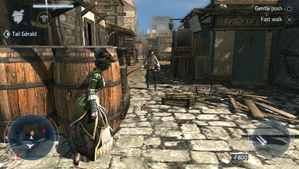 Assassin's Creed III Liberation - Chase