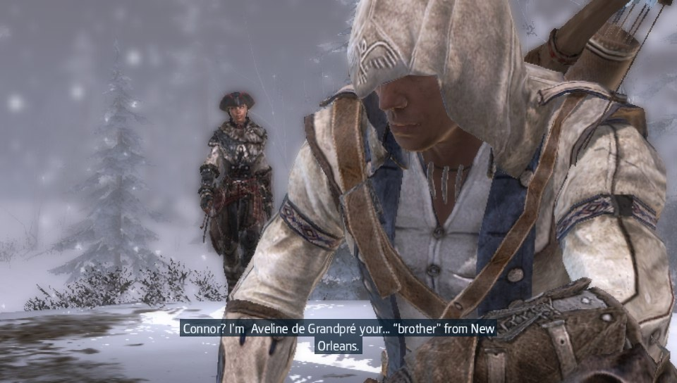Assassin's Creed III Liberation - Connor