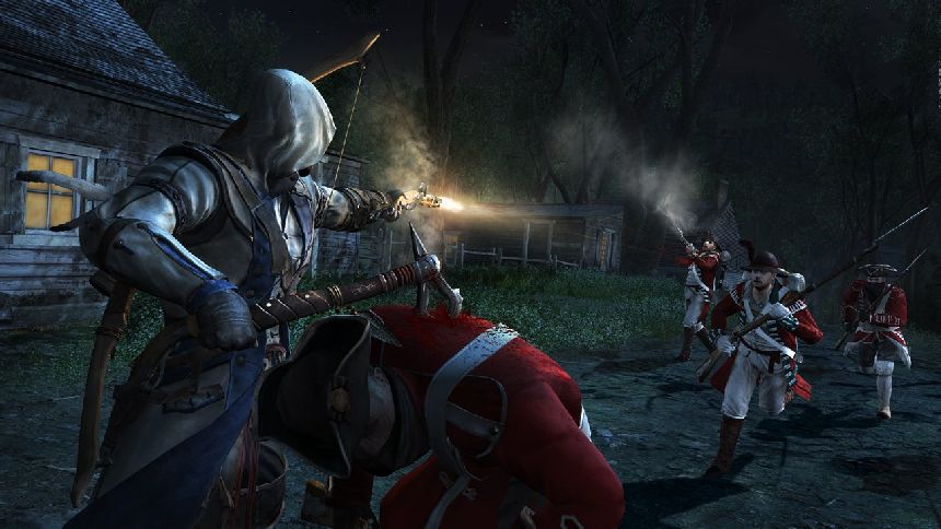 Assassin's Creed III counter