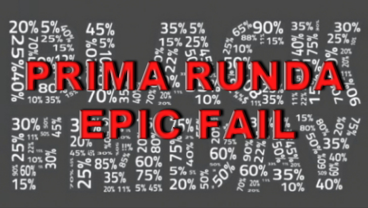 Black Friday Romania 2012 – Prima Runda EPIC FAIL