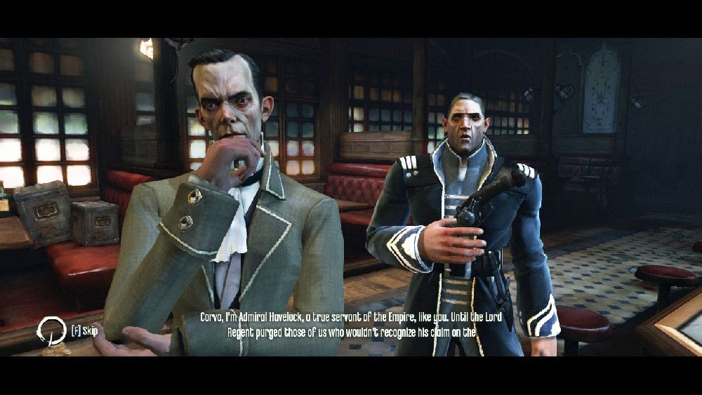 Dishonored  Loyalists