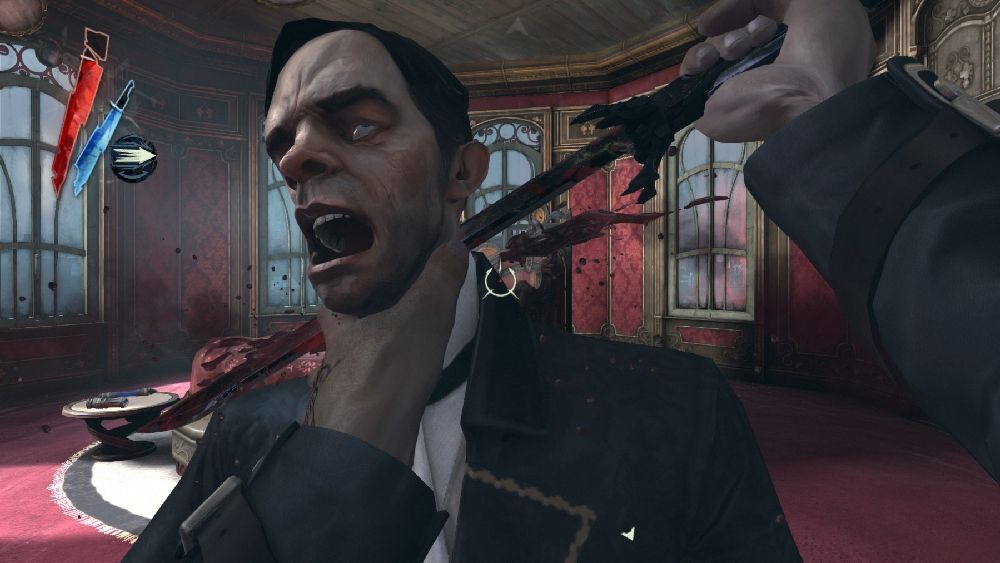 Gameplay Dishonored execution