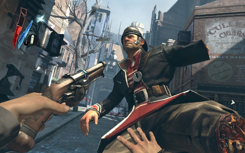Gameplay review Dishonored