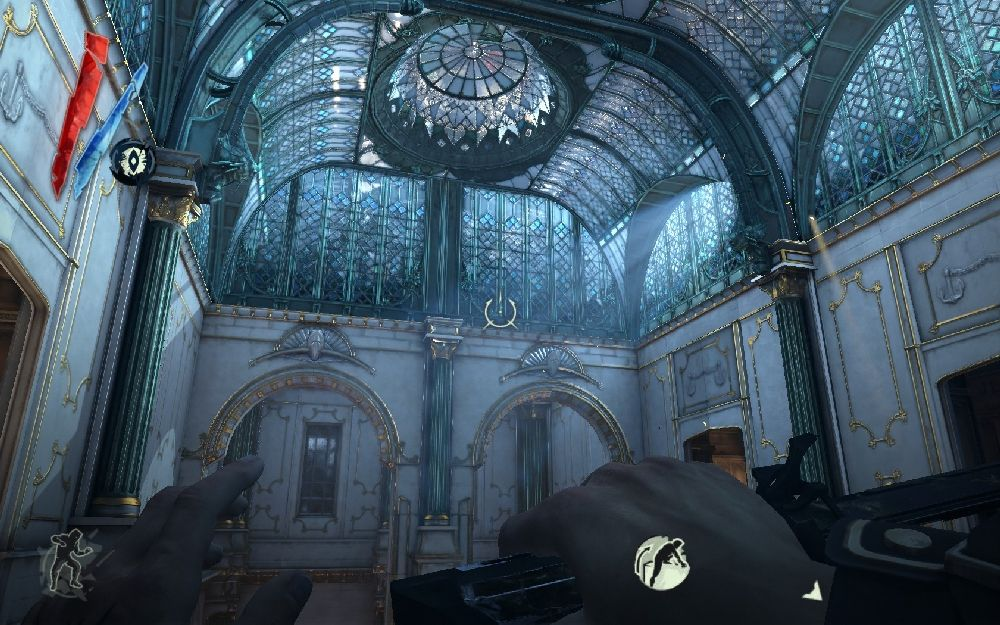 Grafica Dishonored Architecture