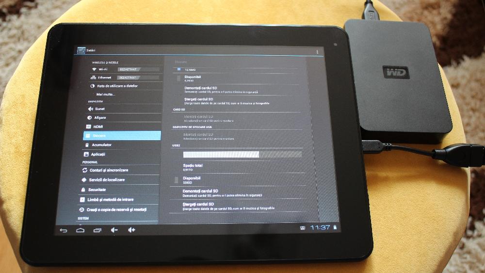 EBODA X200 configuratie