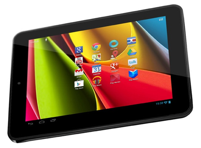 ICS archos 80 cobalt tablet