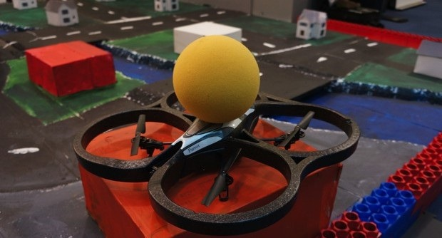 La MIT, AR.Drone e folosit pentru mai multe decat prevede manualul