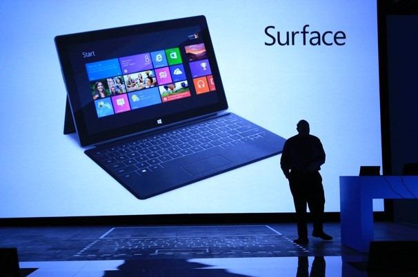 Scurt si la obiect: tableta Surface nu e un succes [Update]