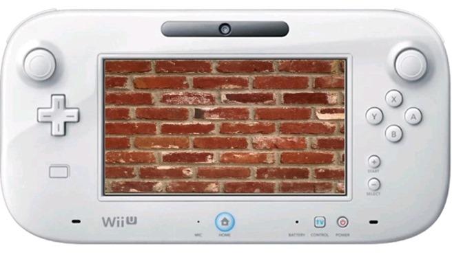 Nintendo Wii U Brick 0 day update.