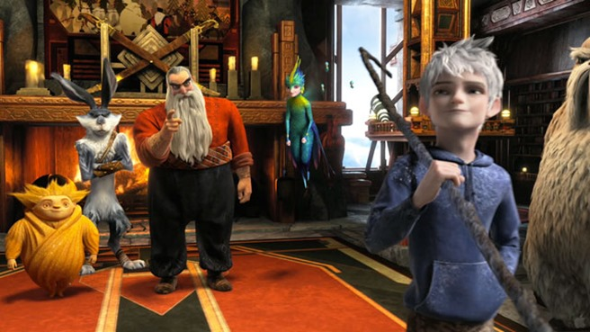 Rise of the guardians engine grafic open source