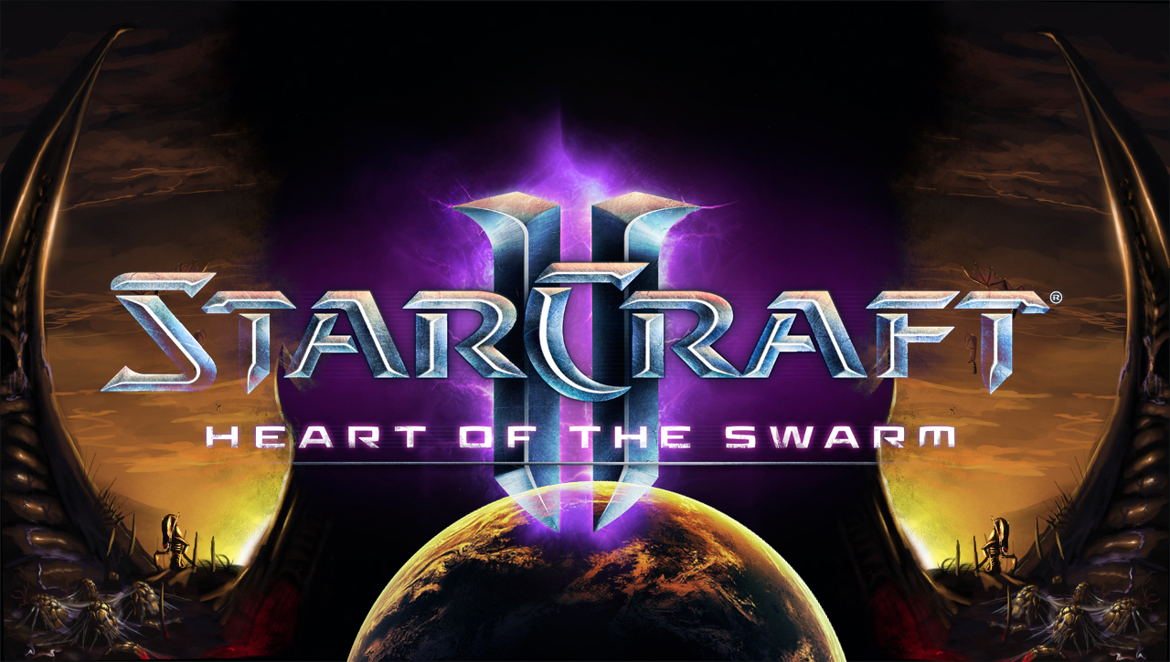 StarCraft II: Heart of the Swarm abia in 2013