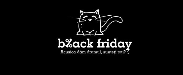 Start Emag Black Friday