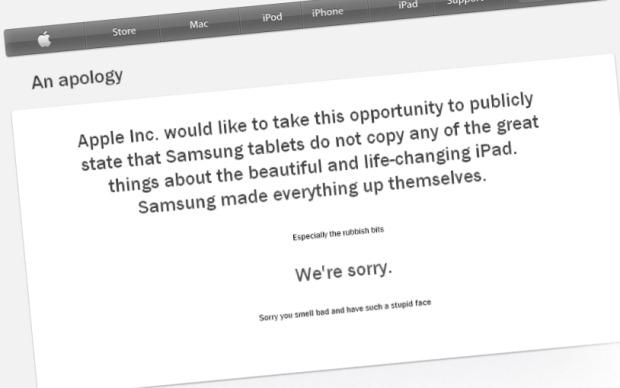 Telenovela Apple vs Samsung continua, locatia este Anglia