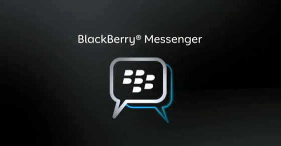 BlackBerry Messenger primeste intr-un final functia de voice chat