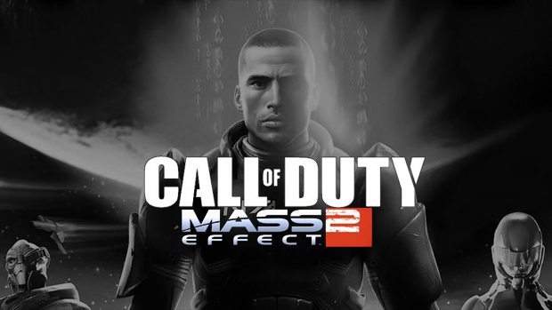 call of duty mass effect 2