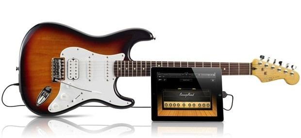 Fender creaza chitara perfecta pentru iPad