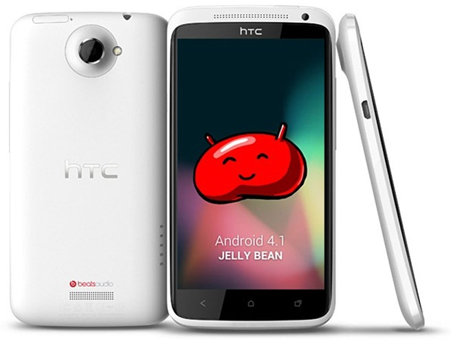 htc one x android jelly bean