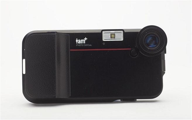 i.am  iphone camera