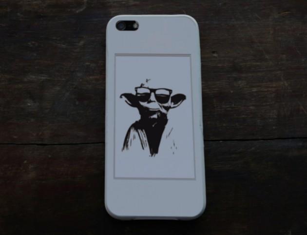 Carcasa iPhone 5 Popslate