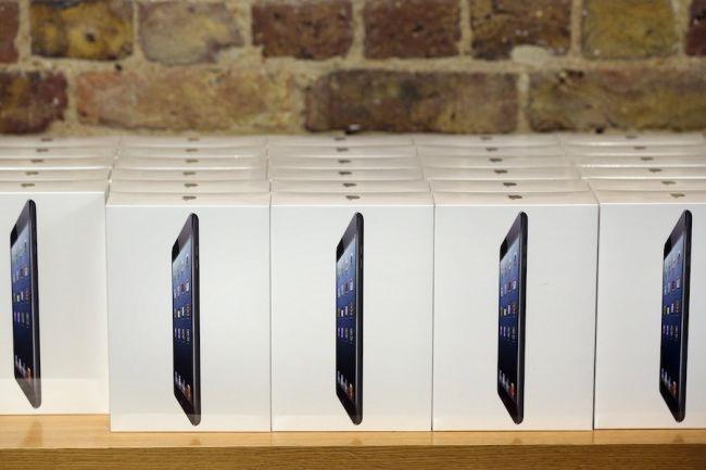 FBI a inceput arestarile in cazul furtului de iPad mini