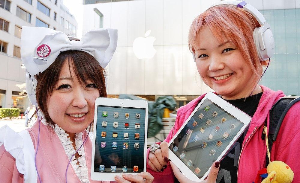 Apple a avut parte de o lansare spectaculoasa a noilor iPad-uri