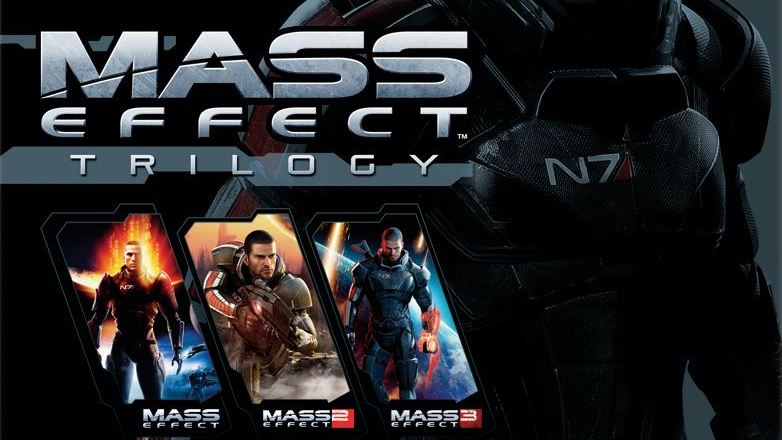 Mass Effect Trilogy vine pe PS3 in decembrie