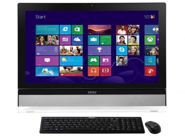 MSI introduce un all-in-one cu Windows 8