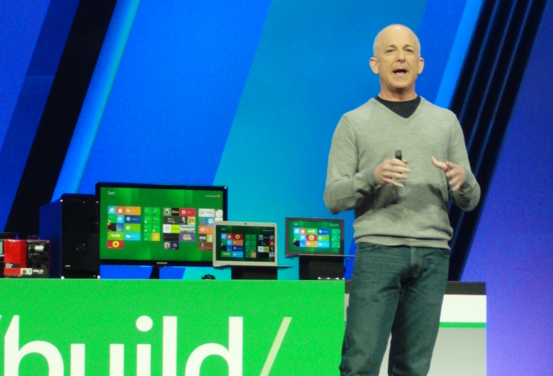 Steven Sinofsky, guru-ul Windows pleaca de la Microsoft