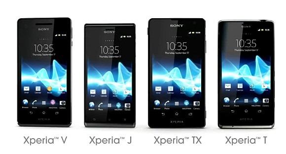 Sony Xperia T si TX vor face in curand streaming de continut wireless