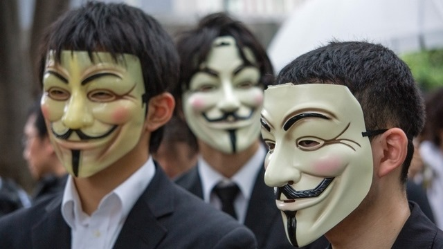 Inca 4 membri ai gruparii Anonymous sunt condamnati