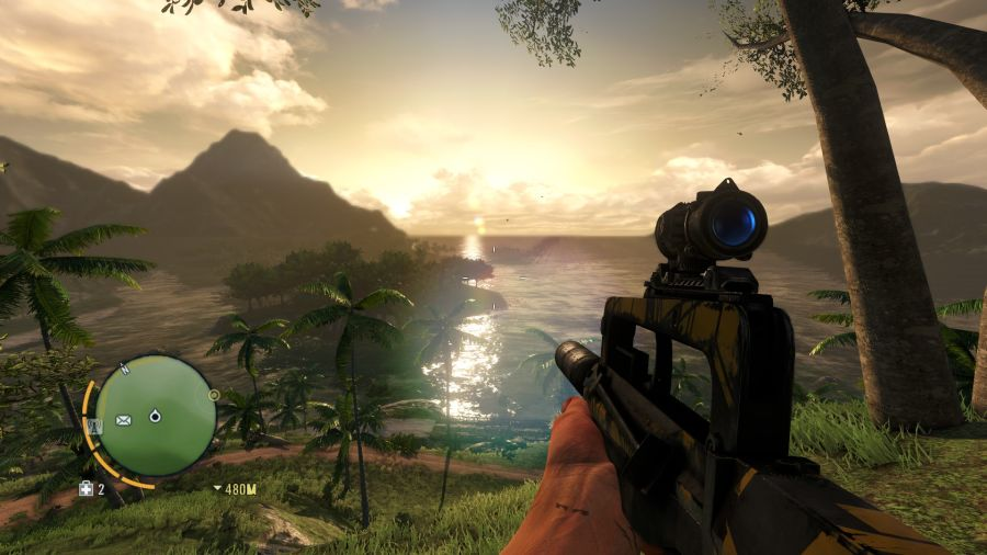 Far Cry 3 View