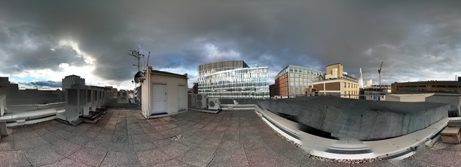 Google Nexus 4 Photo sphere ad