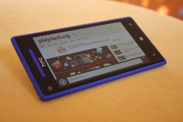 HTC 8X Playtech