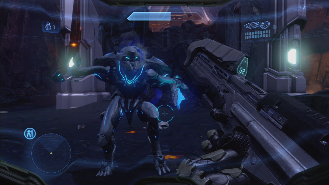 Halo 4 Protheaan Knight