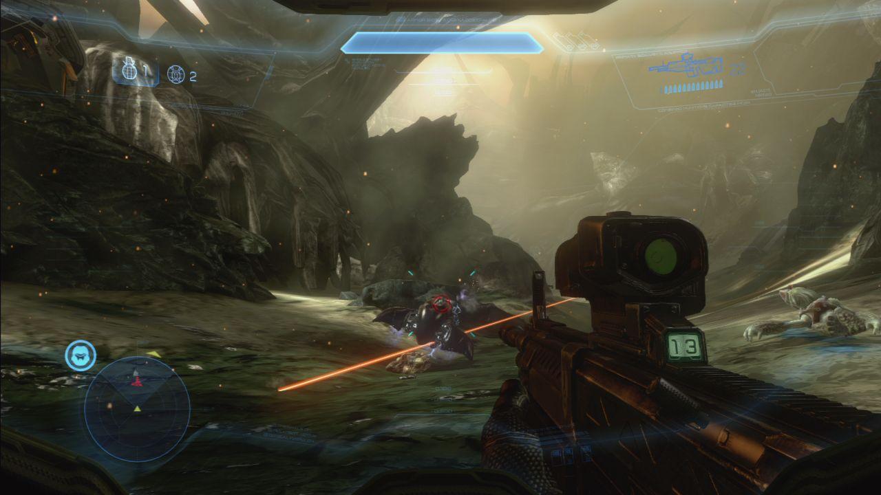 Halo 4 DMR